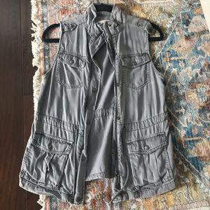 Max jeans utility vest S